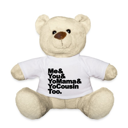 Outkast - Me, You, Yomama and Yocousin too - Teddy