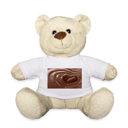 Choklad T-shirt - Nallebjörn