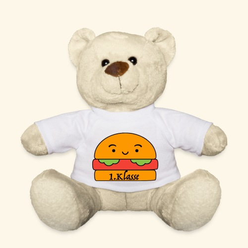 Der Einschulungs Burger - Teddy