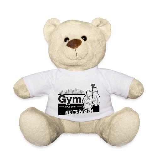 Gym in Druckfarbe schwarz - Teddy