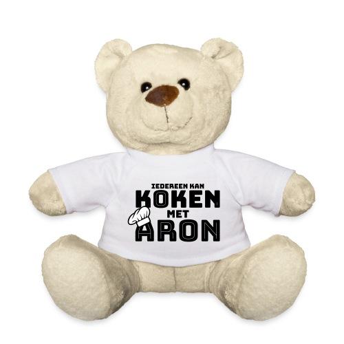 Koken met Aron - Teddy