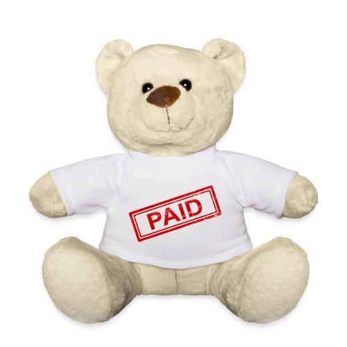 PAID - Teddy