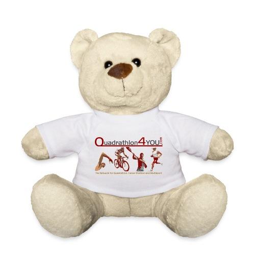 Q4U Logo bunt - Teddy Bear