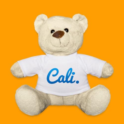 Cali's Logo Blau - Teddy