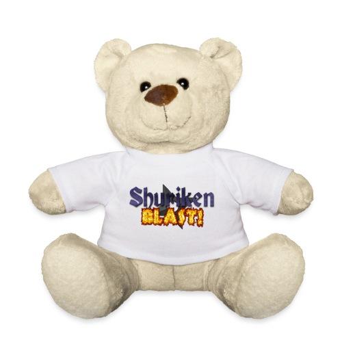 shurikenBlast T shirt design png - Teddy Bear