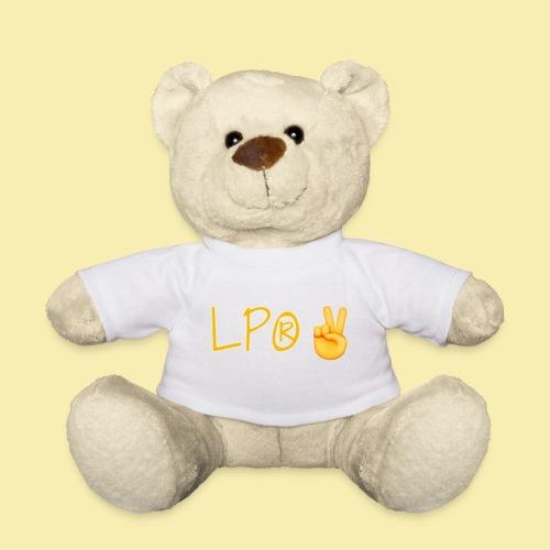 LP png - Teddybjørn