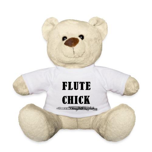Flute Chick - Teddy Bear