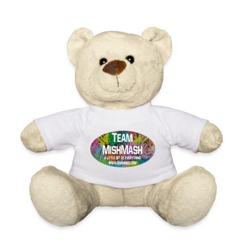 Team MishMash Logo - Teddy Bear