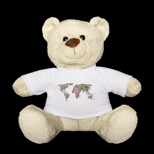 Hipsters' world - Teddy Bear