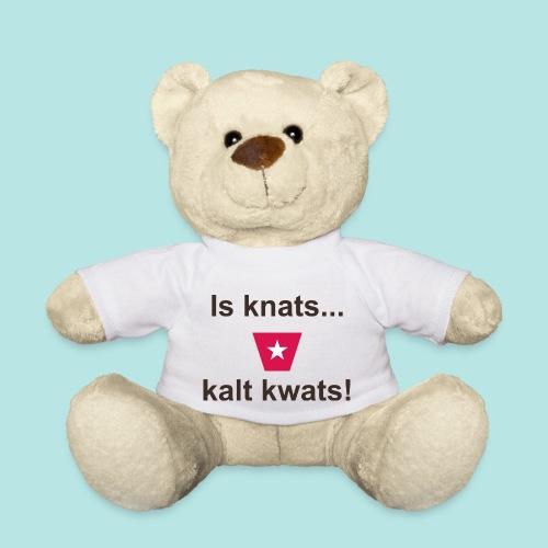 Is knats kalt kwats ms def b - Teddy