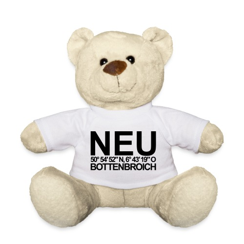 NeuBo Schwarz - Teddy