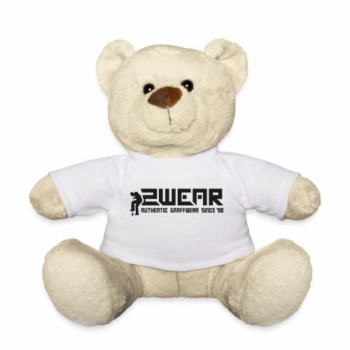 2wear org tagline logo blk - Teddybjørn