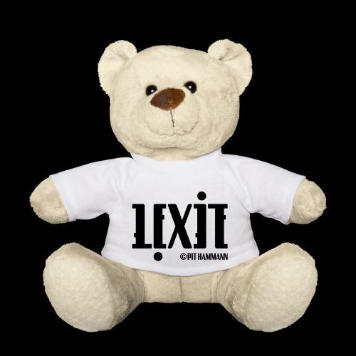 Ambigramm Lexie 01 Pit Hammann - Teddy