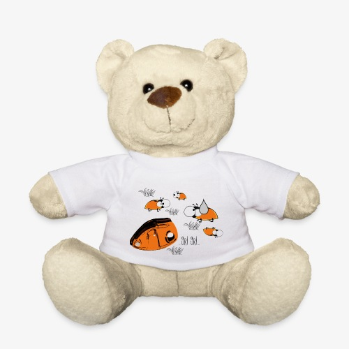 Gri gri - climbing - Teddy Bear