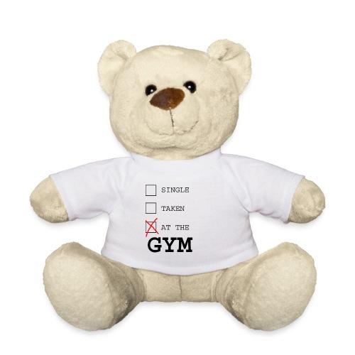 single taken gym - Teddy