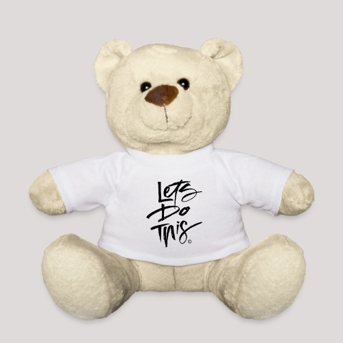 LDT Clear MASTER BLK - Teddy Bear