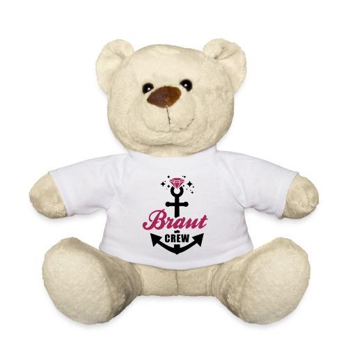 JGA T-Shirt - Team Braut - Braut Crew - Braut - Teddy