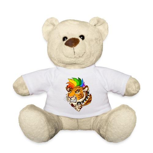 Punk Tiger - Miś w koszulce