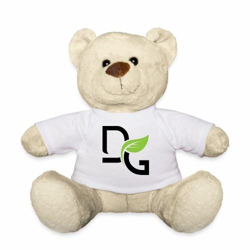 DrGreen Logo Symbol schwarz grün - Teddy