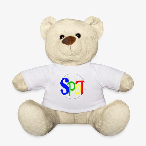 spotCircle Colour - Teddy Bear