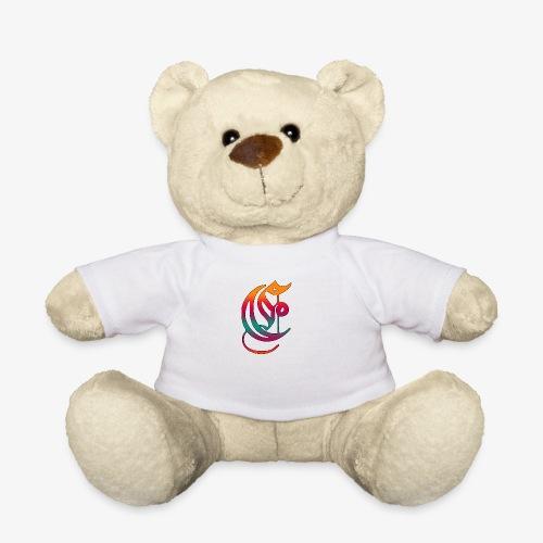 Elemental Retro logo - Teddy Bear