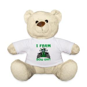 I farm you eat jd - Teddy