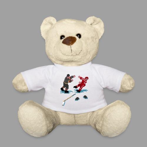 GLOVES OFF! - Teddy Bear
