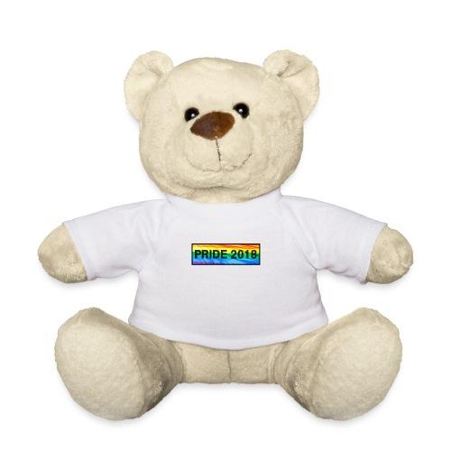 Pride 2018 long design - Teddy Bear
