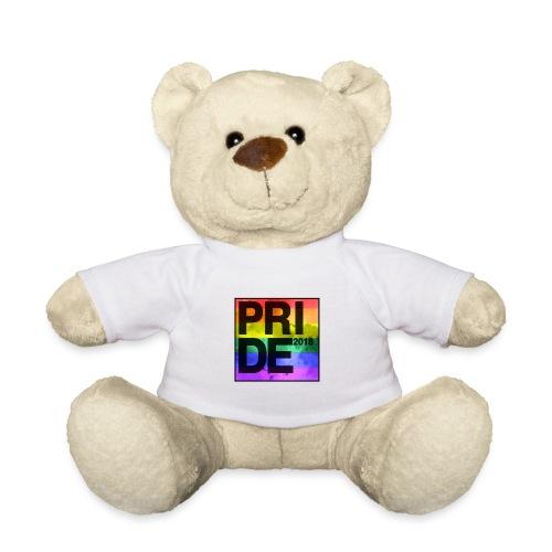 Pride 2018 Rainbow Block - Teddy Bear