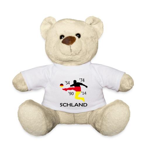 Deutschland 2018 WM - Teddy