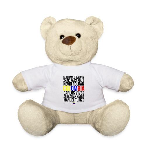 Reggaeton Shirt Kolumbien - Teddy