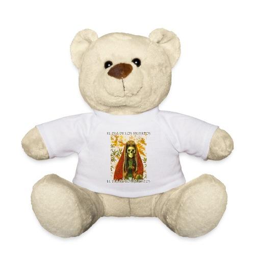 El Dia De Los Muertos Skeleton Design - Teddy Bear
