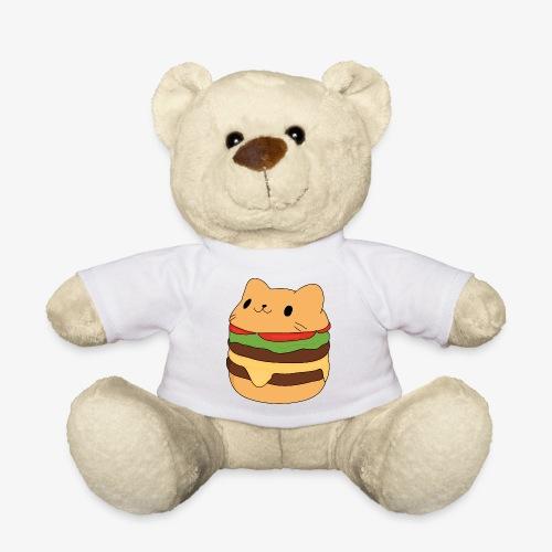 cat burger - Teddy Bear