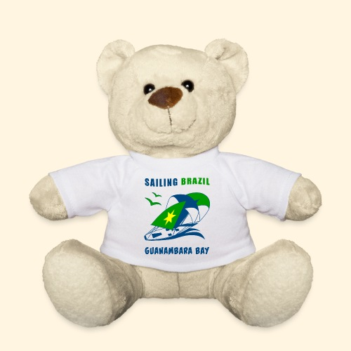 Sailing Brazil - Teddy Bear