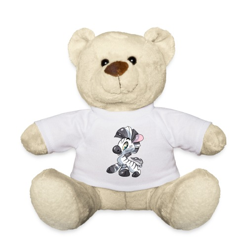 Zebra leuke baby rompertje onesie - Teddy