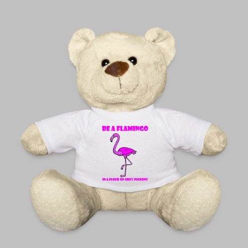 Flamingo Pink Anders sein LGBT - Teddy