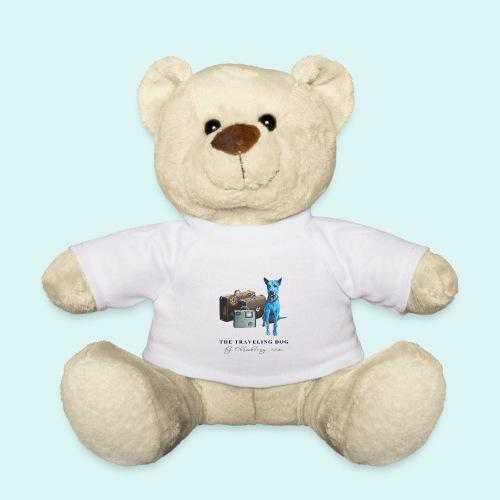 Laly Blue Big - Teddy Bear
