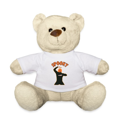 The Spooky Spooktober Pumpkin Dance Meme - Teddy Bear
