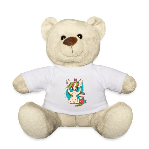 Unicorn Christmas - Teddy