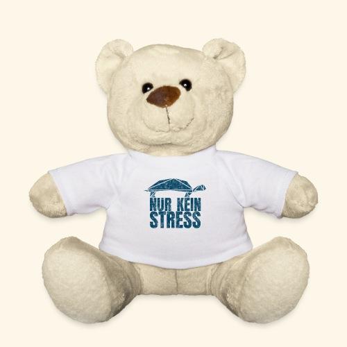 Nur kein Stress witzige Schildkröte Keep Calm - Teddy