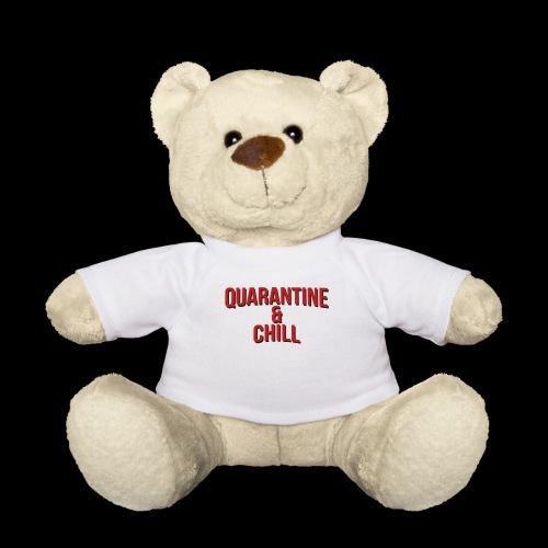 Quarantine & Chill Corona Virus COVID-19 - Teddy