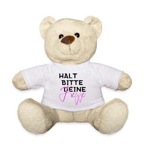 Halt bitte deine Fresse - Teddy