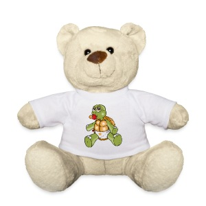 TURTLE TODDLER - Teddy Bear
