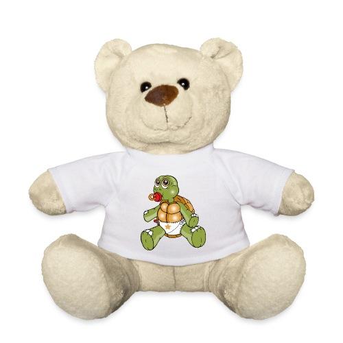 TURTLE TODDLER - Teddy Bear