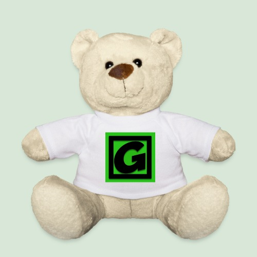 G-team Logo - Teddy Bear