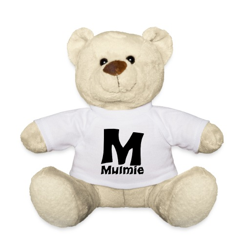 blackMmulmie png - Teddy