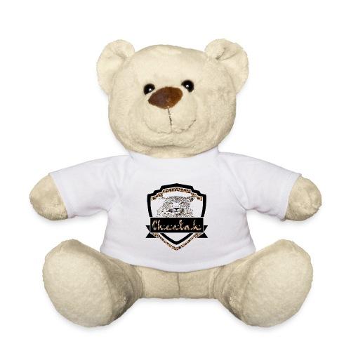 Cheetah Shield - Teddy Bear