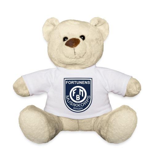 Fortunen logo - Teddybjørn
