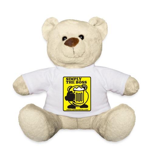 Simply the Boss - Teddy Bear