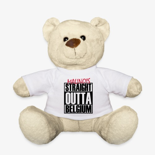 Straight Outta Belgium - Teddy